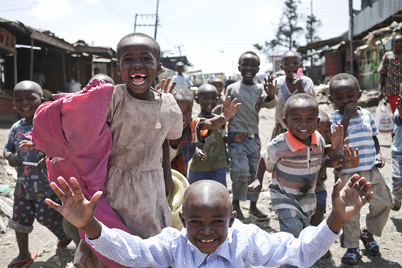 Kenya Slum Kids By Photographer Jamie A Cowan, shutterLIVING001