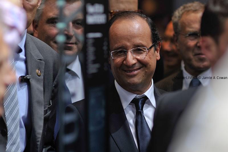 Président de la République française