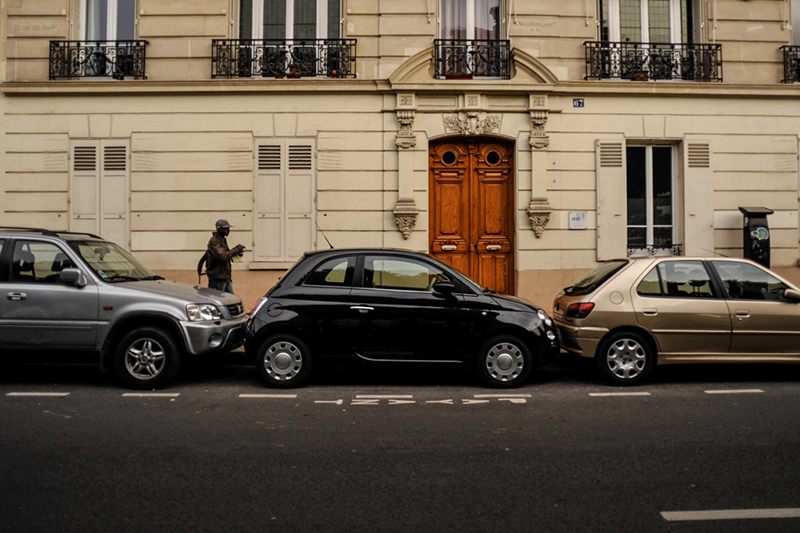 Bad Parking Paris 11