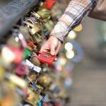 Lock Bridge Paris 05