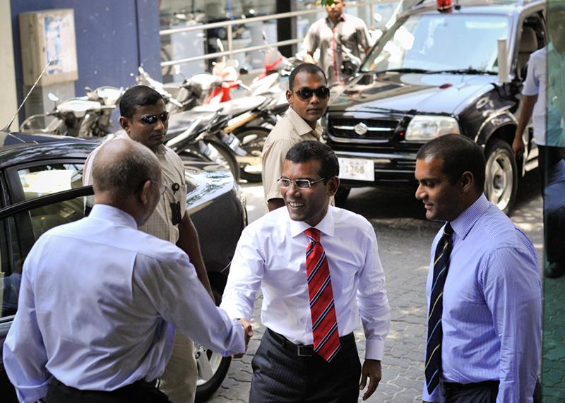 Maldives President (2012)