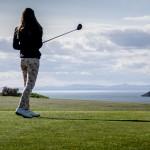 North Berwick golf Lesson, Scotland 19
