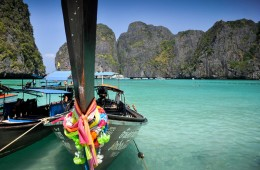 Thailand in the sun